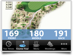 Golf Course Apps